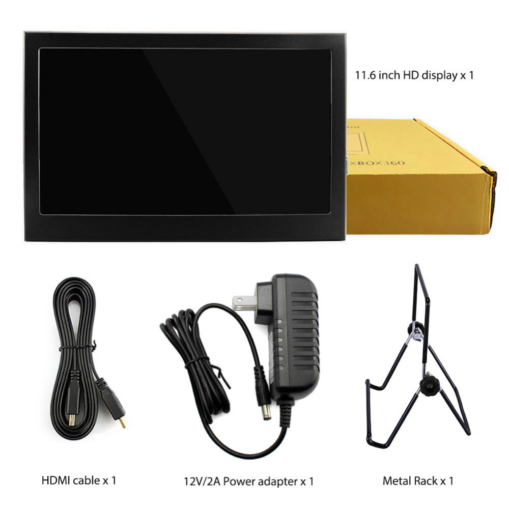11.6 Inch LED LCD Screen (10)