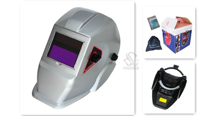 Most popular  Affordable easy to use Solar auto darkening  electric welding mask EH-109<br><br>Aliexpress