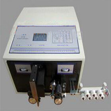 1pc Computer Automatic Wire Stripping Machine, Wire Cutting Machine, Wire Cutting & Stripping Machine SWT508C
