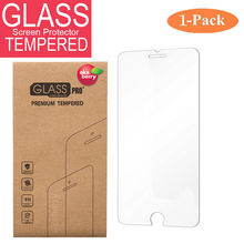 for Videocon Graphite 1 V45ED Krypton 3 V50JG Tempered Glass Screen Protector 9H Hardness Crystal Clear Bubble Free
