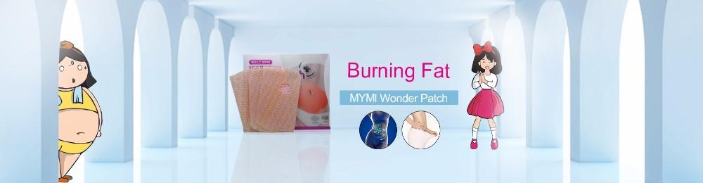 15Pcs MYMI Wonder Slimming Patch Belly Abdomen Weight Loss Fat burning Slim Patch Cream Navel Stick Body Massager C322 2