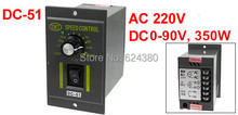 AC 220V to DC 90V 12V 24V 36V 180V Electrical Speed Control Controller for 10W 20W 30W 50W 100W 150W 200W Motor Discount