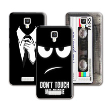 New Arrived Dark For Men's Style Perfect Design  Phone Case For Lenovo A2010 Case Cover For Lenovo A 2010 + Stylus