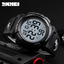 Relogio Masculino SKMEI Brand Luxury Men Watches Fashion Outdoor Digital Watch Multifunction LED Wristwatches Man Sports Watches(China)