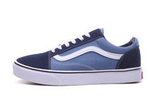 Free Shipping vans Old Skool Classic Mens Unisex Sneakers vans shoes,canvas shoes,Fencing shoes size 40-44(China)