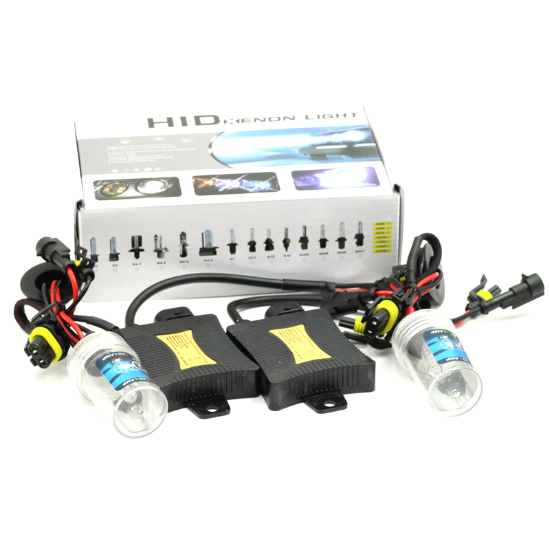 H1 55W Xenon HID KIT Ballast + Bulb Car Headlight Fog Daytime Running Light 4300K 5000K 6000K 8000K 10000K 12000K 15000K<br><br>Aliexpress