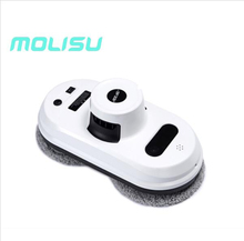 MOLISU A6 Robot Vacuum Cleaner  for window glass  with  planned type and auto clean anti-falling smart cleaner control