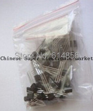 S9012 S9013 S9014 A1015 C1815 S8050 S8550 2N3904 2N3906 A42 A92 A733,17valuesX10pcs=170pcs,Transistor Assorted Kit