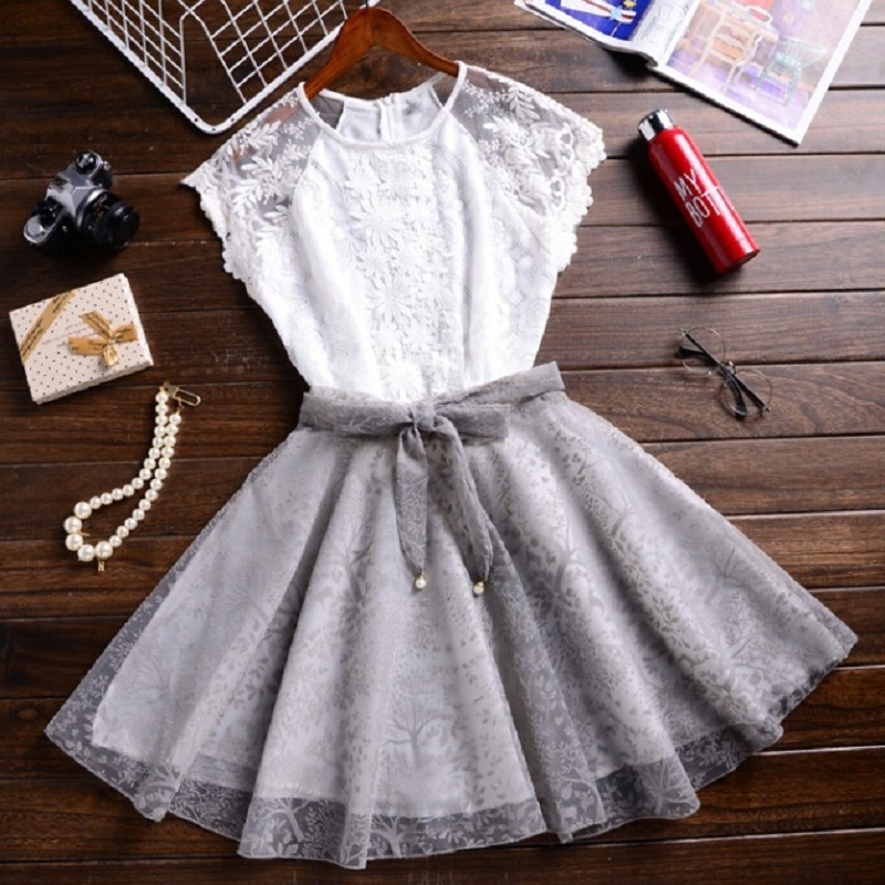 Europe New fashion Summer Autumn Style Dress Women...