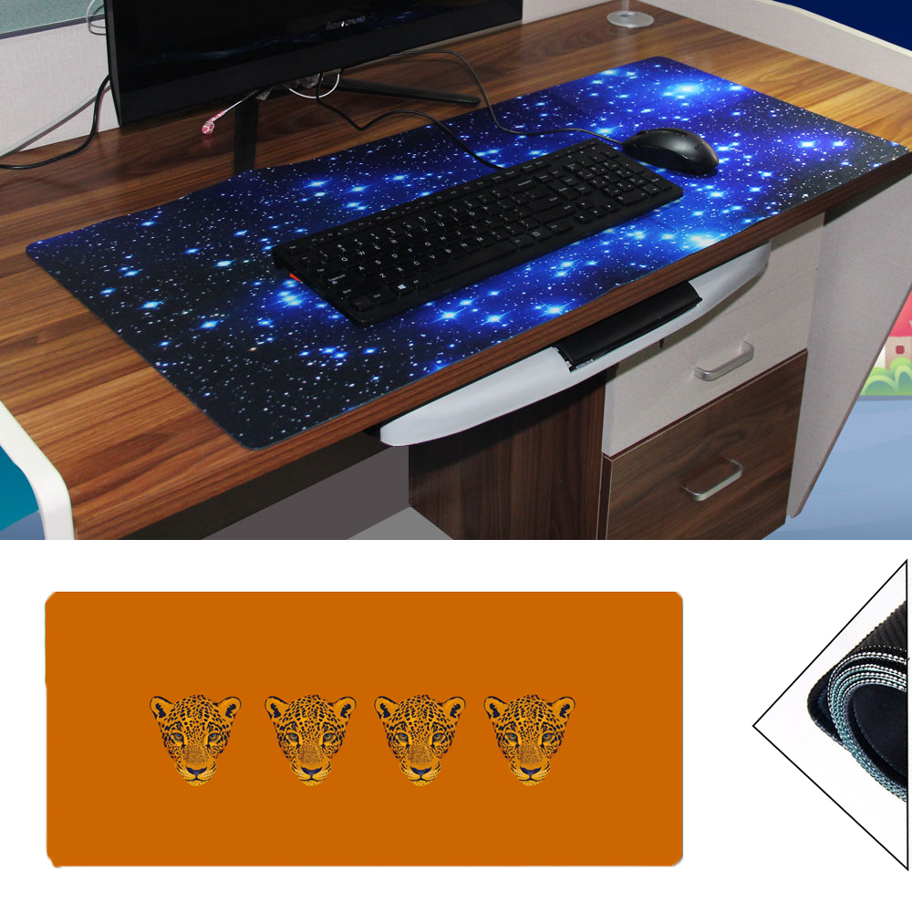 For Tapis De Souris Gaming Mouse Wireless Mice Speed Keyboard Large Xl Size Mousepad Mat Pads For Overwatch Locked Edge Mat