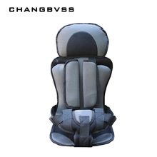 Potable Baby Car Seat Safety,Seat for Children in the Car,9 Months -- 12 Years Old, 9--40KG,Free Shipping,Child Seats for Cars(China)