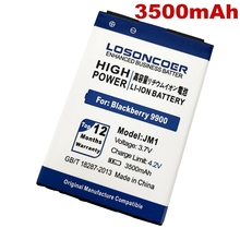 LOSONCOER 3500mAh J-M1 JM1 For BlackBerry Bold 9790 Curve 9380 9930 Torch 9860 9850 Bold Touch 9900 battery