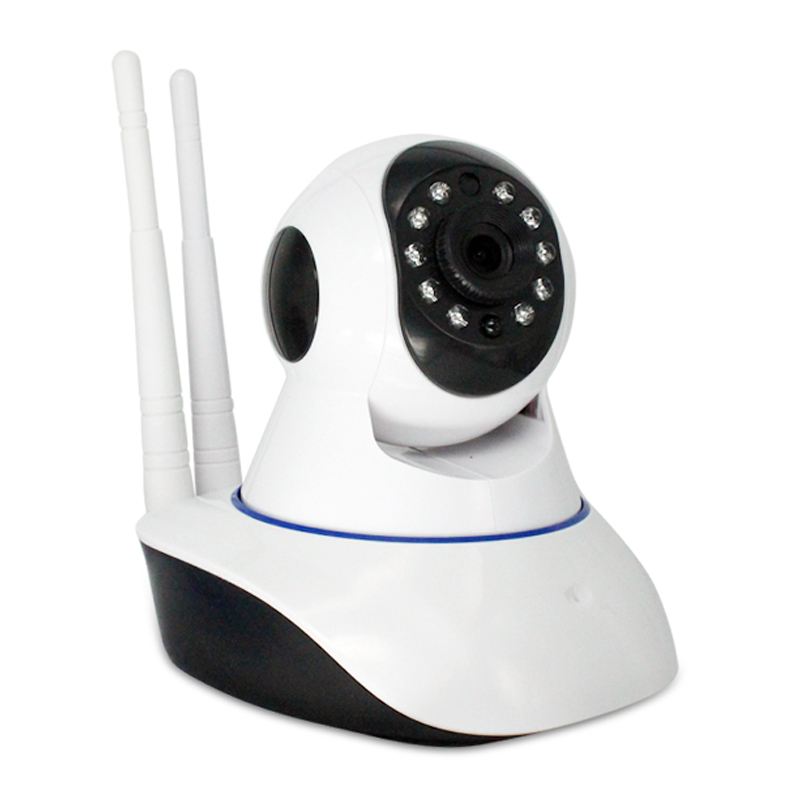 HD 720P Wireless PTZ IP Camera Wifi Night Vision IR Security Cameras Motion Detection Support SD Card Recording<br>