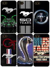 Ford Mustang GT Concept Logo case for iphone 4s 5 5s SE 5c 6 6s 7 Plus iPod 5 6 Samsung s3 s4 s5 mini s6 s7 edge plus Note 3 4 5