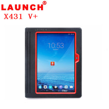 [Launch Dealer] 100% Original launch X431 V+ Scanner support Wifi/Bluetooth Free Update Online 2 Year warranty X431 V +