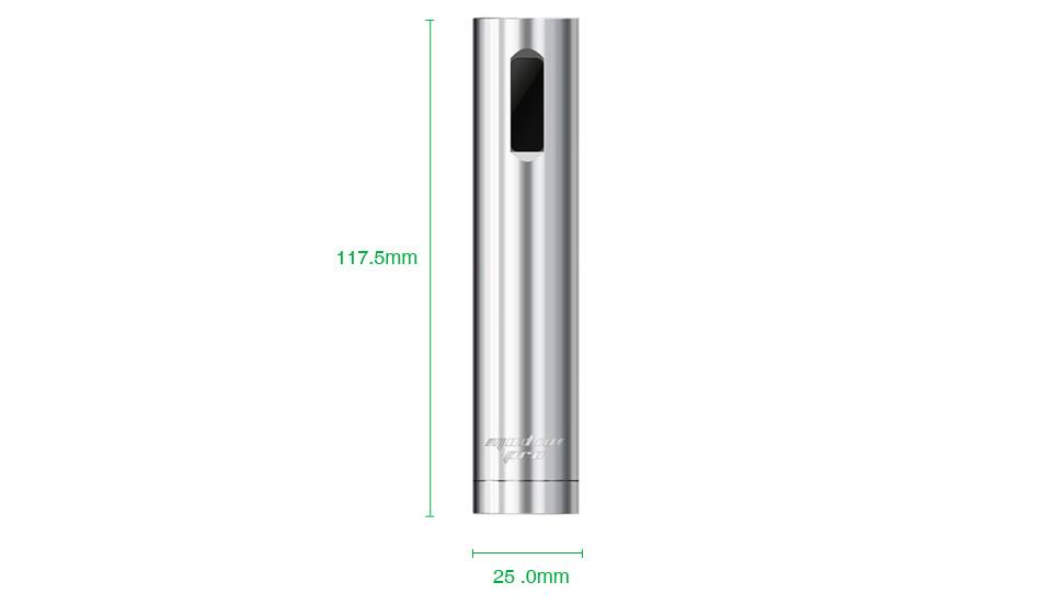 Ehpro 101 Pro 75W TC MOD