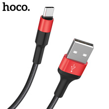 HOCO USB Type C Cable Oneplus 5 USB Cable Type C Fast Charge Data Cable Samsung S9 Huawei P10 Nintendo Switch USB-C