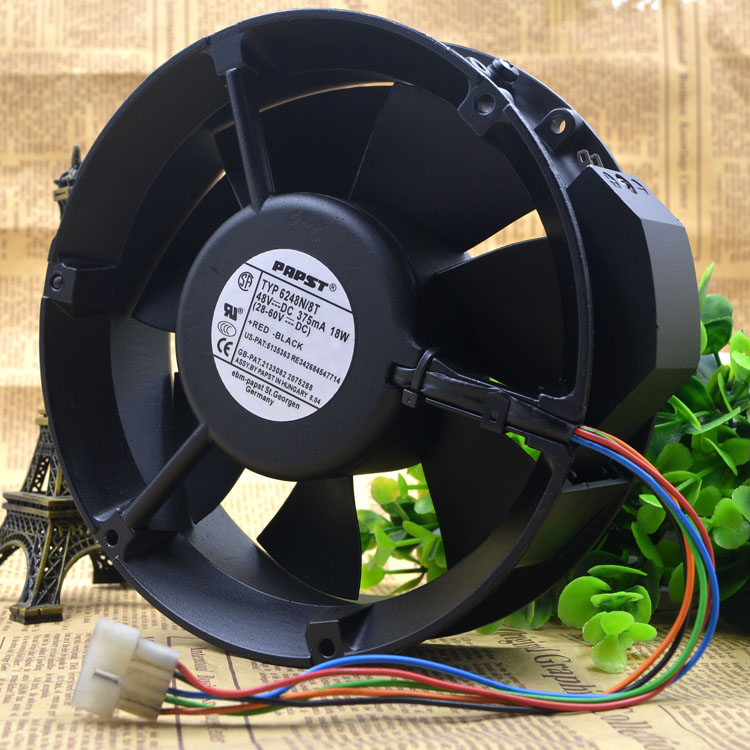 Free Delivery.TYP6248N 18 w / 8 t 17050 48 v 17 cm cabinets inverter fan<br>