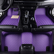 XWSN custom car floor mat for Dodge all models Journey Challenger car foot mat Auto car carpet car accessories auto styling(China)
