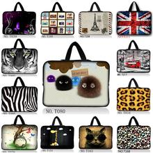 "X'mas Design 10"" Laptop Bag Case Sleeve For Samsung Galaxy Note 10.1"" Tablet PC /10.1"" Dell Mini 9 10/HP Mini 110"