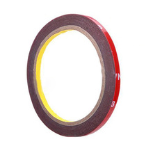 Affordable 2X 3m 300cm 6mm Foam Tape Car Auto Truck Acrylic Attachment Double Side Adhesive