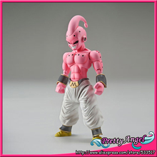 Anime Original Bandai Tamashii Nations Figure-rise Standard Assembly Dragon Ball Z Toy Figure - Majin Buu (Pure) Plastic Model