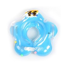 Baby Safety Swimming Infant Circle For Bathing Inflatable Baby Accessories Swim Neck Ring