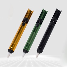 190mm Vacuum Strong Suction Pen Aluminum Sucking Tin Desoldering Pump Hand Tools Welding For Pick-up Soldering Iron Desolver DIY(China)