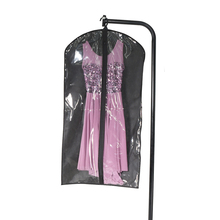 MiDee Dance Costume Garments Bag Dust Proof Zipper-Up Hanging Foldable Carry-out Garmentbag for Dresses(China)