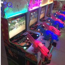 The Paradise Lost Complete Kit with 2 guns and the wires for Shooting Game Machine Amusement firing game LCD monitor cabinet