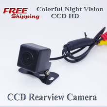 Parking Assistances Car Rearview Reverse Revering Rear View Camera CCD  Backup With 170 degree de re para auto night vision