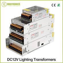 Lighting Transformers DC12V High Quality LED Lights Driver for LED Strip Power Supply DC12V 1A 2A 5A 10A 15A 20A 25A 30A 33A 40A