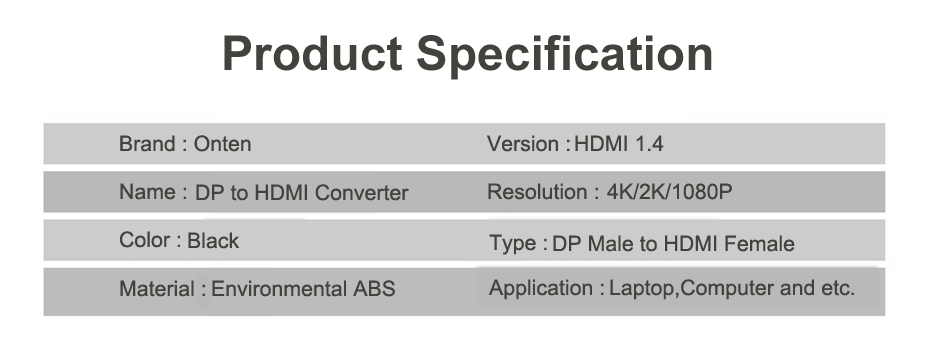 HDMI Converter,DP Converter,DP Adapter,HDMI Adapter 13