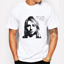 Latest styles Nirvana 90s rock Funny T Shirt Men Funny T-shirt Factory direct sales Beatles / Guns & Roses Top T-Shirt 78-6#