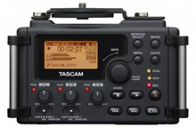 2015 Brand Original Tascam DR-60d professional Linear PCM Recorder Mixer DSLR VIDEO SHOOTER For DSLR SLR Camera DHL EMS shipping(China)