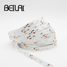 BEILAI SMD 5630 DC 12V LED Strip 5M 300LED IP20 Not Waterproof LED Light Strips Flexible Neon Tape Red Green Bule Home Lighting