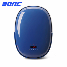 Portable Fridge For Car 12V 12L Mini Refrigerator Heat and Cool Double use for Outdoor trip and Home YR-122C