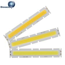 12722 40W LED COB Strip 127x22mm High Power Light Source COB Hard DIY bulb Module 30-33V 1200mA DC lamp for Outdoor Downlight(China)