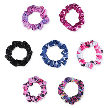 Buy 8 Color Girl Kid Seamless Ultra Elastic Hair Ties Bands Rope Ponytail Headband Scrunchie Rubber Band Hair Accessories for $1.99 in AliExpress store