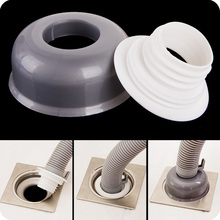 Sewer deodorizing silicone seal toilet washing machine drain drainage pipe fittings insect sealing plug