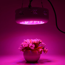 300W LED Grow Light Full Spectrum 30 LED UFO Grow Light Lamp For Indoor Aquarium Plants Veg Fruit Bloom Growth New