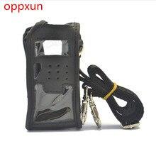 OPPXUN Handheld Radio Case for BAOFENG UV-5RA + UV-5RB UV-5RC UV-5RD UV-5RE TYT TH-F8 Boristone  UV5R Portable Protection Holste