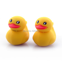 Pen drive 64gb, Yellow Duck usb flash drive memory stick 8gb 16gb 32gb 64gb Pendrive USB Flash Memory  usb Stick Free shipping!