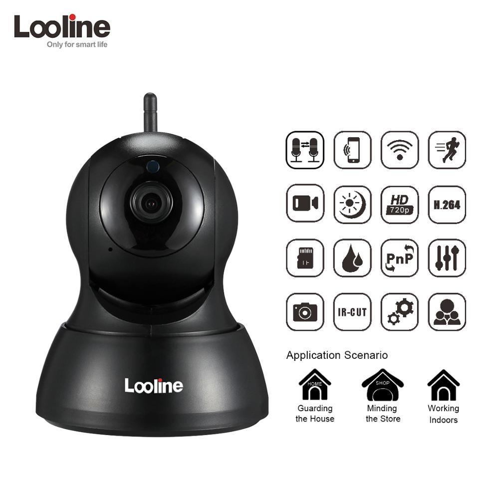 IP Camera Wi-fi wifi Looline Mini CCTV Security Camera-2