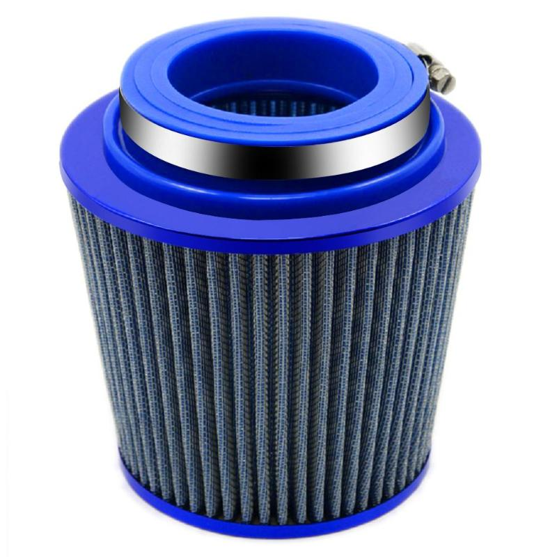 FOR 03-06 NISSAN 350Z LIGHTWEIGHT HIGH FLOW COLD AIR INTAKE SYSTEM+BLUE FILTER