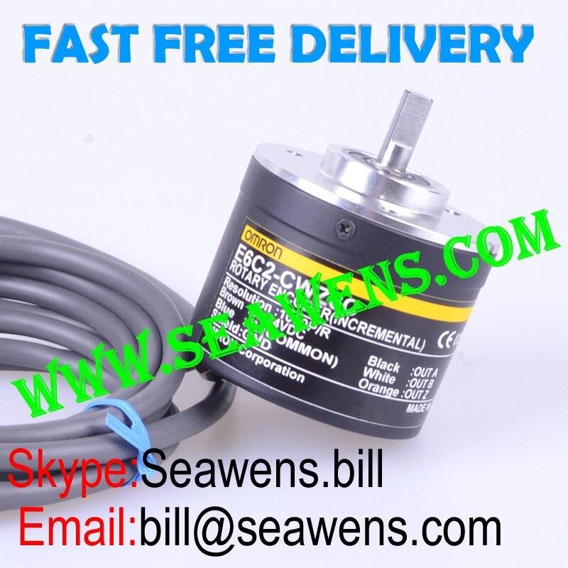 E6C2-CWZ5B 600P/R 2M encoder,E6C2-CWZ5B encoder, 12 to 24 VDC ,Diameter 50 mm series,quality assurance<br><br>Aliexpress