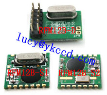 RFM12B 433MHZ RF Transceiver Module Low-cost ISM band FSK transceiver module RFM12B-S1 RFM12B-S2 RFM12B-D