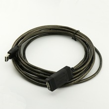 1pcs 5m/10m USB 2.0 A Male to Female Active Extension Repeater Cable Kinect PS3 16ft/30ft