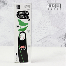 30 pcs/box Cartoon Spirited Away paper bookmark stationery bookmarks book holder message card school supplies papelaria