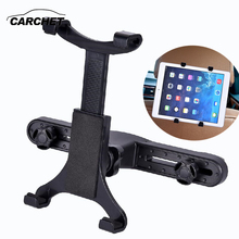 Phone Stand Holder Car Mount Holder Back Seat Headrest For iPad 2 3/4 Air Air 6 ipad mini 360 adjustable Tablet Table PC Stands(China)